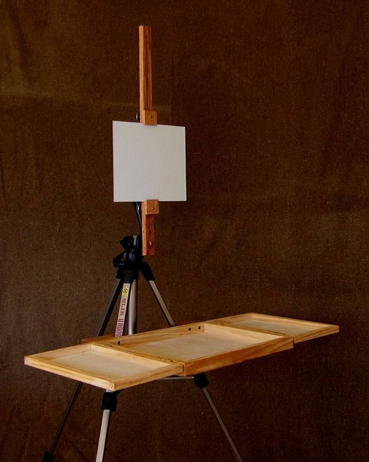Coulter plein air easel