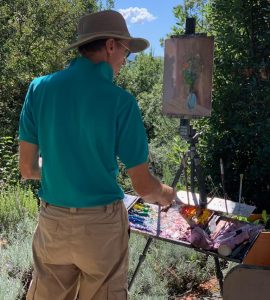 plein air painting equipment