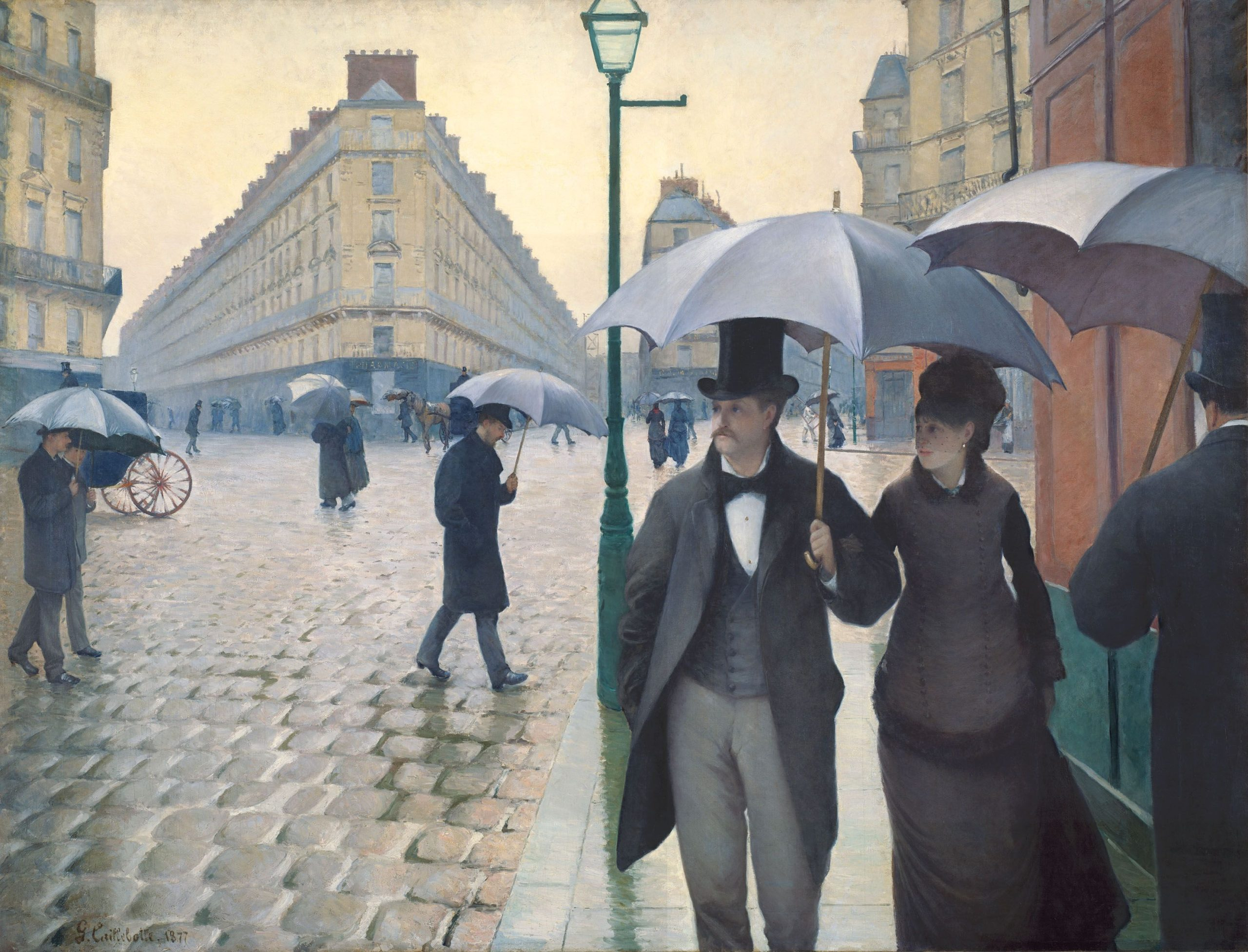 The History of Art: French Impressionism