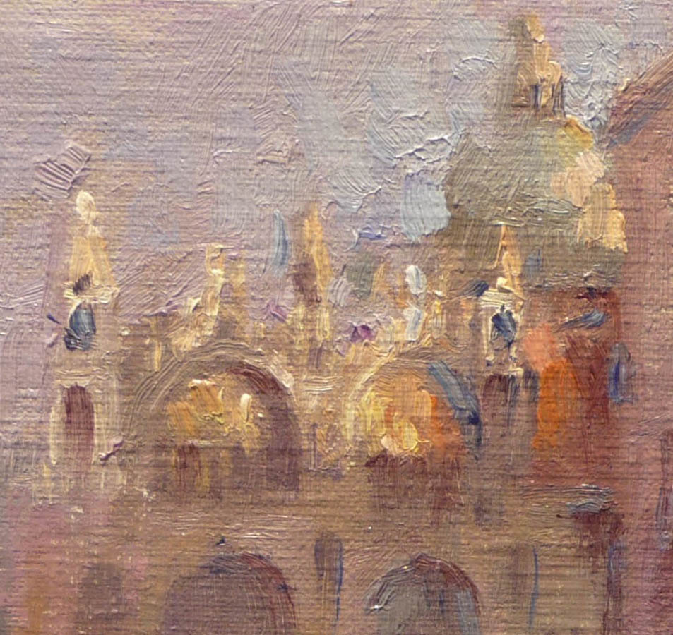 How To Create The Illusion Of Texture In Your Paintings 4